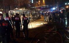 Una enorme explosión en Ankara, la capital de Turquía, ha dejado varias víctimas, informaron versiones de prensa
