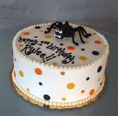Halloween birthday cakes for kids - Bing Images