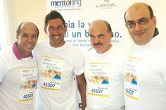 Luca Fusco sostiene il progetto #cambia la vita di un bambino: sostieni mentoring al 45507