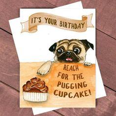 Ideas Birthday Wishes Boy Friend Etsy Birthday Wishes Boy, Birthday Surprise Kids, Birthday Wishes For Boyfriend, Happy Birthday Dog, Birthday Cards For Him, Cards For Boyfriend, Birthday Love, Boyfriend Humor, Best Birthday Gifts