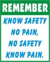 Love this slogan Safety Quotes, Safety Posters, Office Safety, Workplace Safety, Road Safety Slogans, Construction Safety, Funny Ads, Sweet Sayings, Health And Safety
