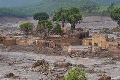 Plano de Recuperação Ambiental apresentado pela Samarco foi considerado superficial pelo Ibama | Antonio Cruz/ Agência Brasil