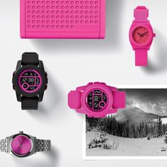 We are proud and honored to celebrate B4BC's 20th anniversary and excited to introduce the B4BC Collection. A longtime Nixon partner, B4BC (Boarding for Breast Cancer) is dedicated to providing breast cancer education and support programs for young people and the action sports community at large. http://nxon.co/2e1KjHz