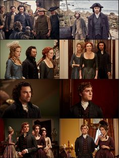 Poldark Season 3 Episode 2 Source:farfaraway.com Poldark Cast, Poldark Series, Ross Poldark, Poldark Season 3, Aiden Turner, Bbc S, Demelza, Me Tv, Period Dramas