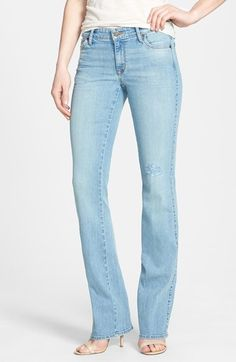 CJ by Cookie Johnson 'Life' Baby Bootcut Jeans (McDowell) available at #Nordstrom $126