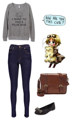 """""""Untitled #4099"""" by northamster ❤ liked on Polyvore"""