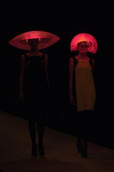 Fashions by Hussein Chalayan