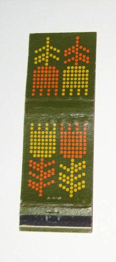 Saul Bass matchbook cover