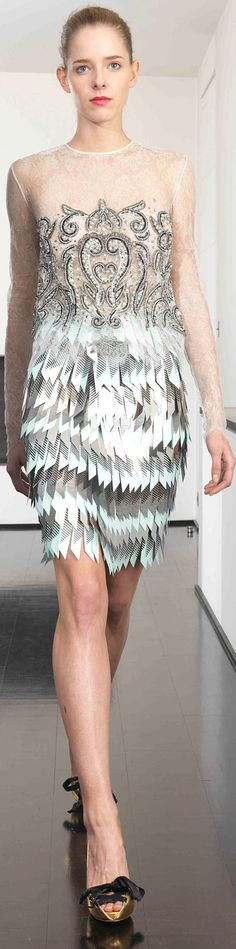 Dany Atrache Couture Spring-summer 2014