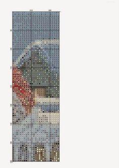 los gráficos del gato: PAPA NOEL MURO Winter Wonderland, Christmas Stockings, Skyscraper, Multi Story Building, Cross Stitch, Father Christmas, Santa Cross Stitch, Walls, Cat