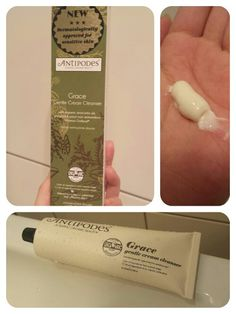 BLOGGED: Antipodes Grace Gentle Cream Cleanser