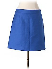 Tiny Flaw Size 4 J. Crew Casual Skirt for Women