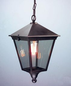 Norlys Turin exterior chain lantern, from Lights 4 Living Hanging Porch Lights, Porch Lighting, Outdoor Lighting, Turin, Back Gardens, Lanterns, Exterior, Ceiling Lights, Traditional