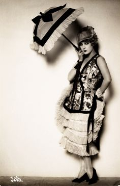 Lili Damita photographed by Madame d'Ora c. 1920s
