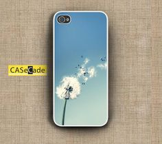 Dandelion Phone cases for iPhone 4/4s iPhone 5 Samsung by CASeCade, $12.00