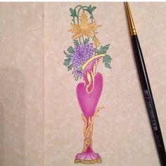 Ali En Nakşibendi Er Rakım dan Şükufe çalışmam Türkân Ekinci #çiçek #tezhip #minyatür 2015 Antiques, Vases, Ali, Painting, Antiquities, Antique, Painting Art, Ant, Paintings