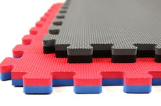 """7/8"""" Jumbo Soft Tiles - Great High Impact Foam Tile: Soft, and shock absorbent, these tiles are perfect for martial arts, play and more."""