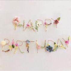 Happy Birthday Greetings Friends, Happy Birthday Flower, Happy Birthday Pictures, Birthday Wishes Quotes, Happy Wishes, Happy Birthday Messages, Birthday Msgs, Birthday Prayer, Flower Words