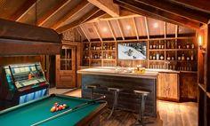 sopris house private bar