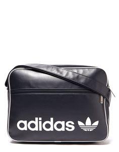 1835ada3ae1 adidas Originals Airliner Bag Jd Sports, Blue Adidas, Sport Fashion,  Shopping Bag,