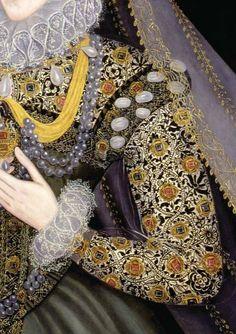 Detail Elizabeth I