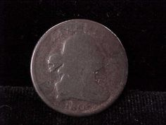 1808 Draped Bust Half Cent Nice Original Collectors Key Date Priced 2 Sell | eBay