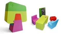 My tree - Sotano Studio. Design for kids by Foamtek