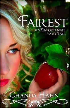 the second book to UnEnchanted. Apparently a good romance fairy tale book.