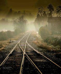 railway - old railway