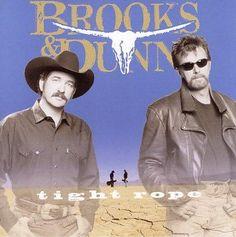 Brooks & Dunn - Tightrope, Blue