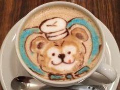 相鉄線西谷駅からすぐのカフェやさしいちからのラテアートが超カワイイ ここのラテアートは飲むのがもったいないほどのクオリティ あまり立地条件がいい場所とはいえないけどわざわざ電車にに乗ってくる人も多いほど人気のカフェなんですよ tags[神奈川県]