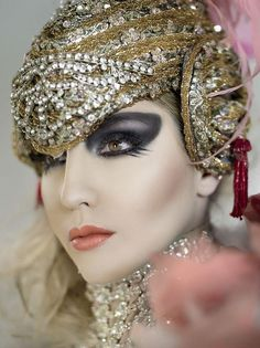 Makeup - Avant Garde & Fantasy Makeup #2325007 - Weddbook