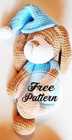 Sleeping Dog Sonia Amigurumi Free Crochet Pattern - Page 2 of 3 - Amigurumi . - Hund häkeln - Sleeping Dog Sonia Amigurumi Free Crochet Pattern – Page 2 of 3 – Amigurumi Crochet -