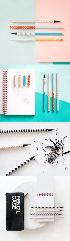 I can't tell you how much I love my JStory pencils! This chic, stylish set of pencils really makes my day every time I write with them! You can choose from 2 different sets, each with 4 unique designs. So many people have asked me at work & school where I got them! To be honest, I want to keep it a secret so I can keep these unique and absolutely adorable pencils all to myself. But I guess I can share with you because you're really special! ^_^ I got these super cute pencils at…