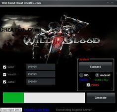 Wild Blod Hack Bot
