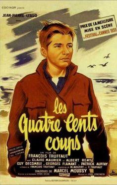 Les quatre cents coups, Francois Truffaut (1958)