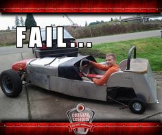 This is total custom car failure. Contact #CoastalCustoms on 044 697 7583 for professional custom work on your #classic vehicle. We take pride in our work and deliver only the best workmanship. #Services
