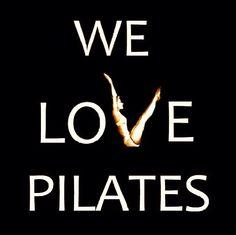 We love Pilates