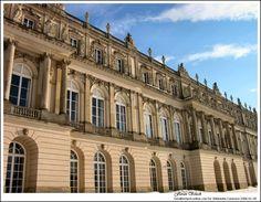 Schloss Herrenchiemsee 1878