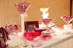 Candy Bar/Buffet: Candy Bar/Buffet