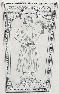 Jean de Sancerre (1218)Barbeau Abbey, Fontaine-le-Port, Seine-et-Marne, France