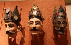Museo Rafael Coronel, el rostro de México