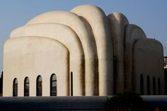 Hechal Yehuda Synagogue was built in 1979 by architect Itzhak Toledano.   Saving the World's Largest Bauhaus Settlement—In Israel - Curbed