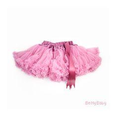 Spódnica PettiSkirt Róż Vintage - BeMyBaby