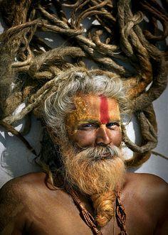 Faces of Nepal by Cintia Barroso Alexander