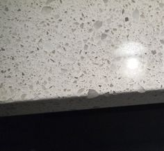 Ceasarstone Nougat works beautifully in gray kitchens.