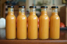 Spice things up with @FoodinJars amd her Peach Habanero Hot Sauce