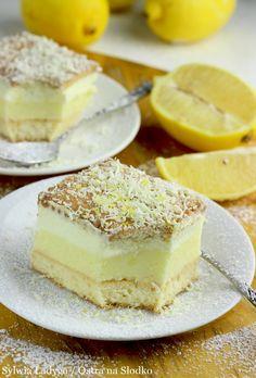 Baking Recipes, Cake Recipes, Dessert Recipes, Polish Desserts, Mini Pastries, Baking Utensils, Cake Tasting, Sweets Cake, Pudding Cake