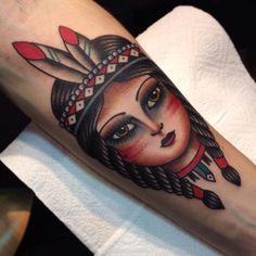 Kim anh nguyen nice tattoo-artist