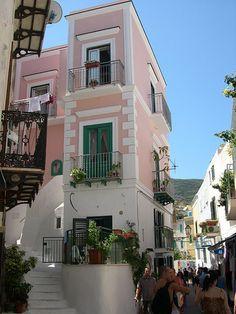 Ponza, Lazio, Italy